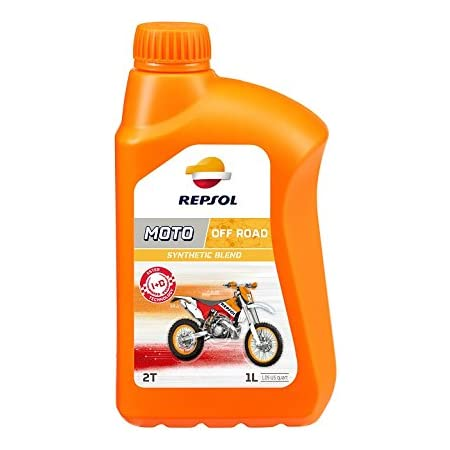 Repsol Engine Oil For Motorcycle Moto Scooter 2t Auto