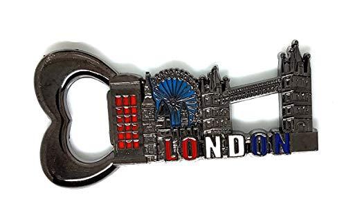 Tower Bridge London Eye Big Ben Telephone (Black)...