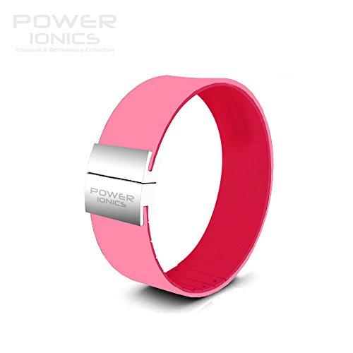 Power Ionics Bracelet armband PowerIonics Ionenarmband energie polsband magneet armband Smart Sports Bracelet polsband Prism PT052S