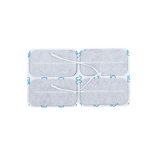 Physical Therapy Aids-81071604 ValuTrode Cloth Electrodes, 2