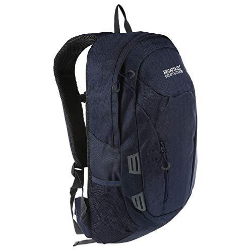 Regatta Altorock II Sac à dos de voyage confortable et résistant pour homme Taille unique Chevrons bleus.