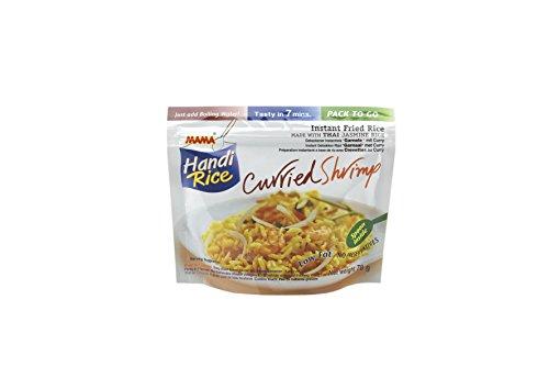 Mama - Handi Rice - Thai Curried Shrimp - 80g