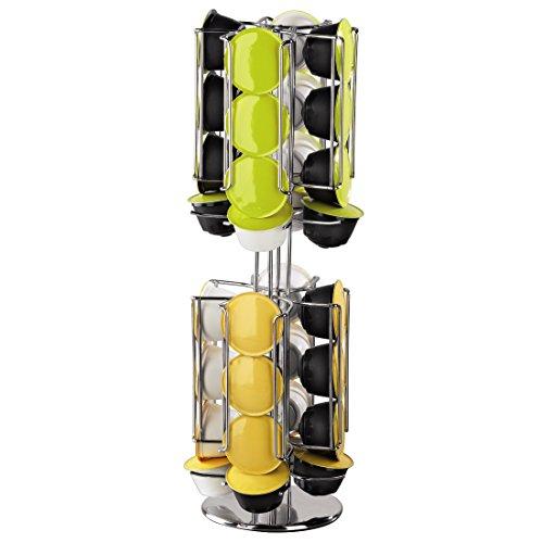 Xavax 00111074 Rondello - Soporte para cápsulas monodosis de café (giratorio)