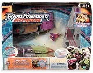 Transformers Armada Tidal Wave with Ramjet Mini-con