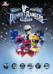 Power Rangers - Mighty Morphin Power Rangers Classixx - Season 3
