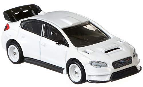 ホットウィール ワイルド・スピード プレミアムシリーズ ファスト・チューナーズ 2016 スバルWRX STI GJR66