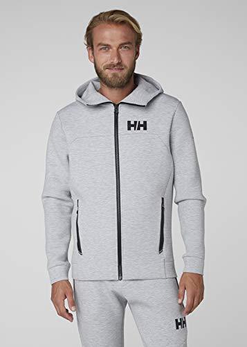 Helly Hansen Mens Hoodie HP Ocean FZ