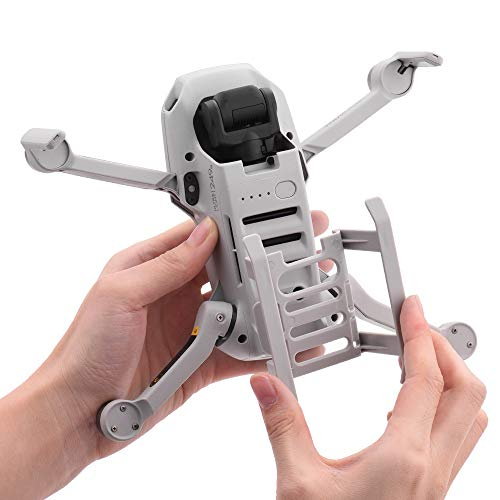 HeiyRC Landing Gear for DJI Mavic Mini Drone Quick Release Height Extender Protector Guard for Mini 2 Accessory