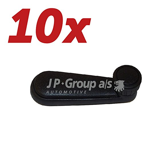 10x JP Group Fensterkurbel