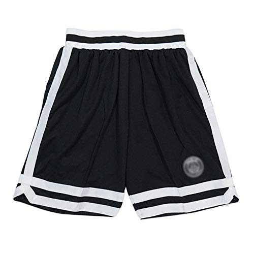 Jordan 23 Retro Basketball Jersey (chaleco/pantalones), MJ Paris Retro Mesh transpirable sin mangas, camiseta de baloncesto Jordan Fans Entrenamiento Hip Hop Tops Pantalones-XL