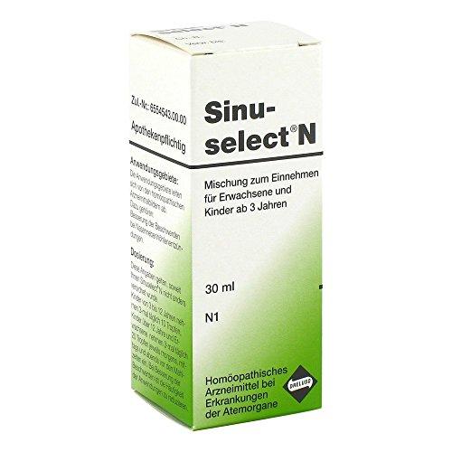 Sinuselect N Tropfen, 30 ml