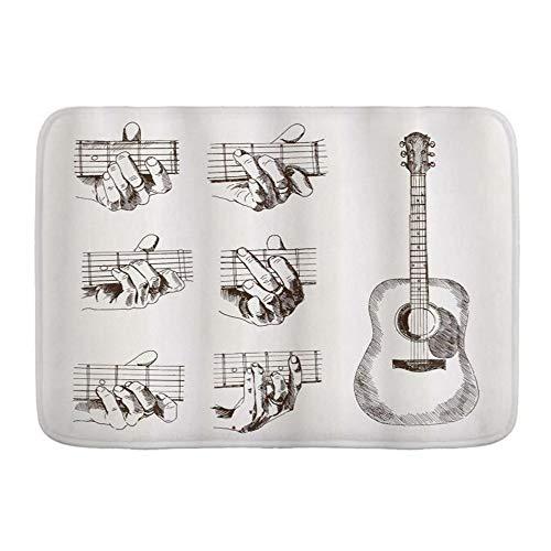 Dibujos Para Decorar Guitarras Flamencas