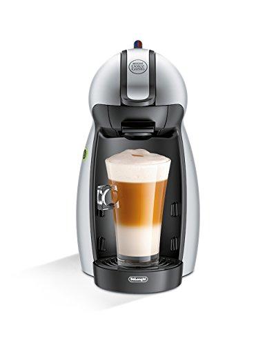 NESCAFÉ DOLCE GUSTO Piccolo EDG201.S Macchina per Caffè Espresso e altre bevande Manuale Silver di De'Longhi