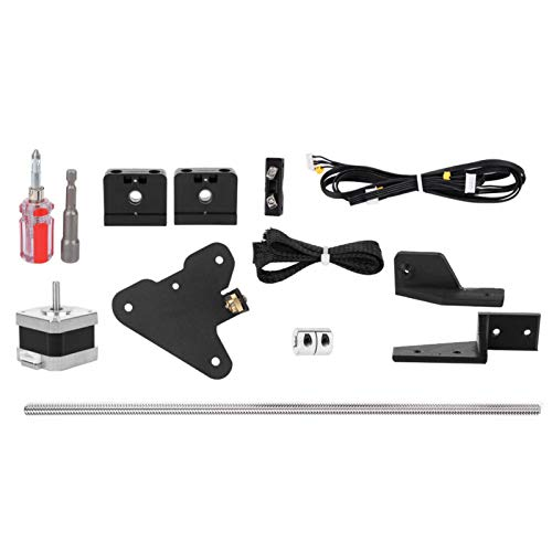 3D Printer Upgrade Kit, Dual Z Axis Upgrade Kit, Hard Wear‑Resistant for Creality Ender 3S/Ender‑3 Pro 3D Printer Kit for Printer