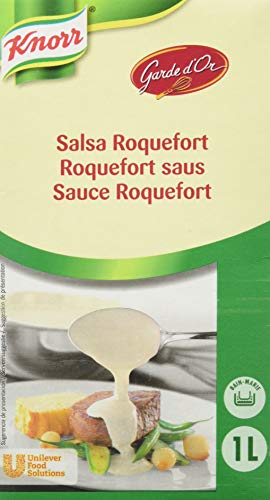 Knorr Garde D'Or Salsa Roquefort líquida lista para usar brik 1L