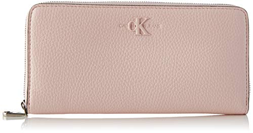 Calvin Klein Wallets, Carteras para Mujer, Crystal Pink, One Size