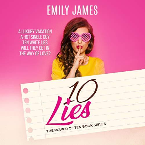 Ten Lies audiobook cover art