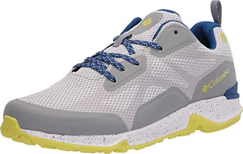 Columbia mens Vitesse Outdry Hiking Shoe, Slate Grey/Zour, 13 US