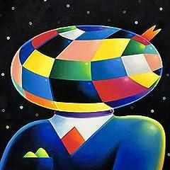 Lucky Kilimanjaro「楽園」のCDジャケット