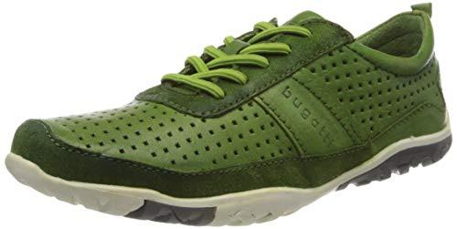 bugatti Herren 321922012100 Sneaker, Grün, 43 EU