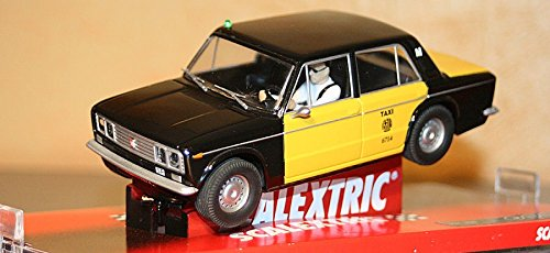 Scalextric Slot SCX A10073S300 Compatible Taxi Barcelona Seat 1430