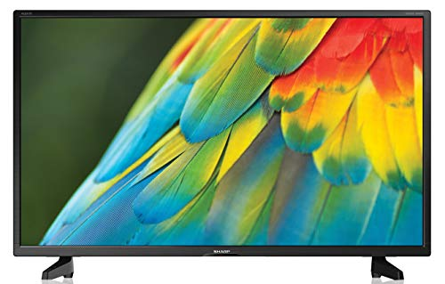 SHARP LC-32HI3422E, HD Ready LED TV 81 cm (32 Zoll), Active Motion 100, Triple Tuner