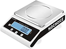 Precision Electronic Balance Scale 3000g x 0.01g | Lab Scale, Counting Scale, Scientific Gram Scale |for Laboratory, Jewelry, Industrial, Business