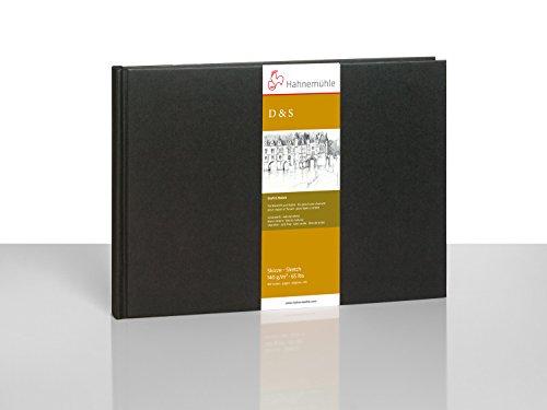 10628273 Hahnemuhle - D und S Skizzenbuch, A4, 140 g/m²