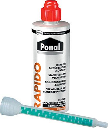 2K-PUR Expansionskleber Ponal Rapido PNR10 165g HENKEL, 10 St.