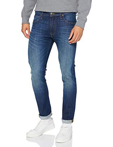 Lee Luke Jeans, Puerto libre tintado, 32W x 32L para Hombre