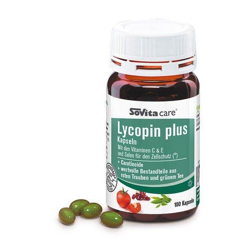 Lycopin plus Kapseln