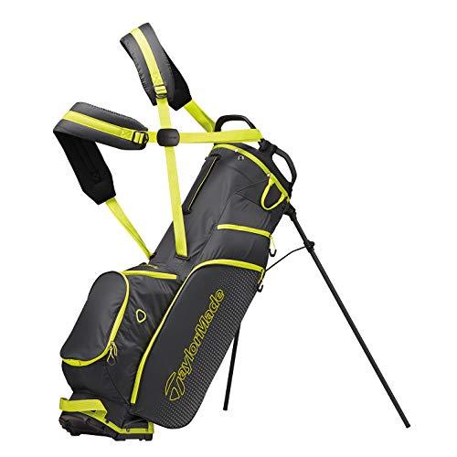 TaylorMade Herren LiteTech 3.0 Tasche mit Ständer, grau, Einheitsgröße