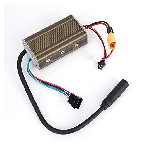 Kuuleyn Panel de Control de 36 V para Accesorio de Bicicleta Scooter eléctrico KUGOO de 8 Pulgadas, para CC sin escobillas