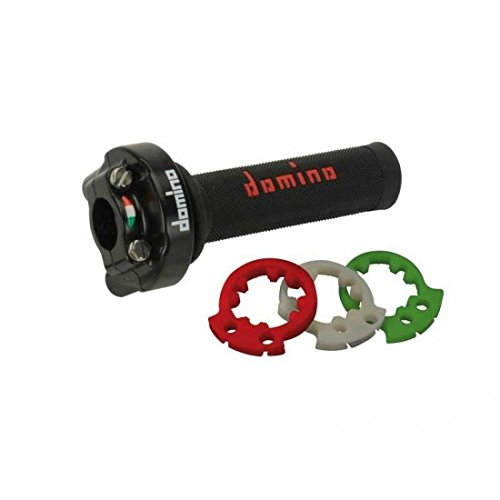 Domino 872631 - Manopola del gas a tiraggio rapido XM2o 1/4di giro
