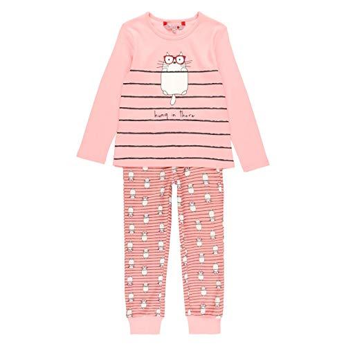 boboli Pijama Interlock de niña Modelo 921035
