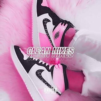 Clean Nikes