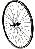 Redondo 28 Zoll Hinterrad Laufrad Hohlkammer V-Profil 28' Felge 5-7-fach Schwarz