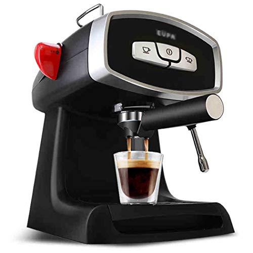 QHYY Hogedruk-koffiemachine, halfautomatische koffiemolen, afneembaar waterreservoir