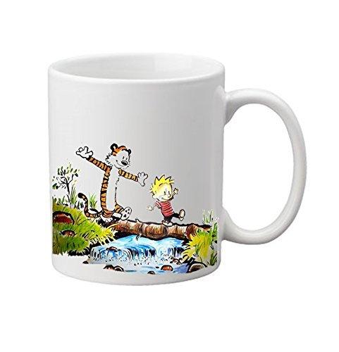 Calvin e Hobbes DK Coffee mug