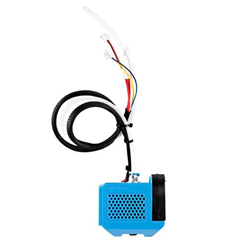 Creality CR-10 V2/CR-10 V3 Assembled Extruder Kit, 3D Printer Replacement Accessories Extruder with Aluminum Heating Block 0.4mm Nozzle for CR-10 V2/CR-10 V3 3D Printer Parts