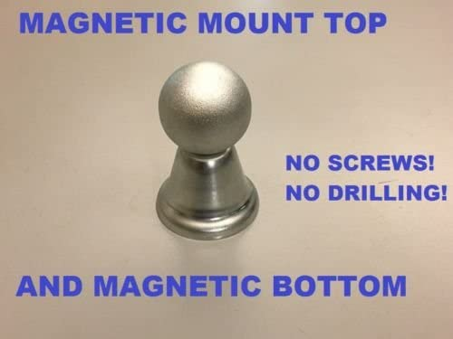 popular DOUBLE MAGNET Mount Arlo Camera Magnetic discount VMA1100-DM - 30 SEC INSTALL IN/OUTDOOR high quality Mountable sale