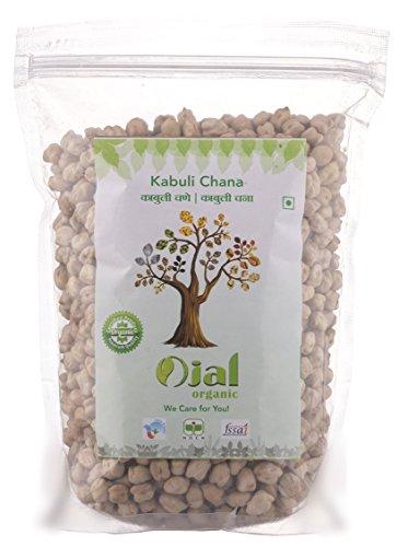 Ojal Organic Kabuli Channa/Chick Pea 1Kg