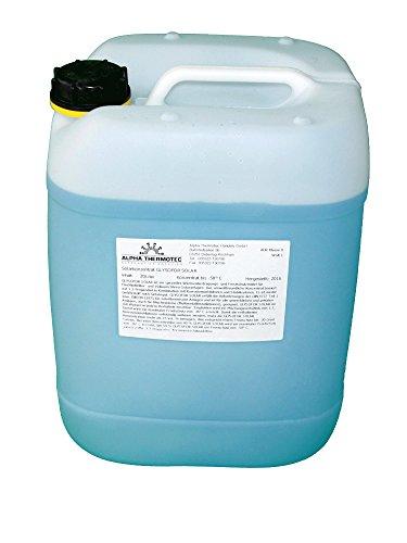 Solarflüssigkeit 20 l blau Konzentrat bis -58° C Frostschutz, Solarfluid, Solarliquid, Wärmeträgermedium