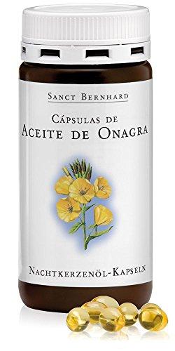 Aceite de Onagra 500mg - 200 Cápsulas