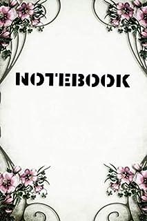 NOTEBOOK: Unlined Notebook