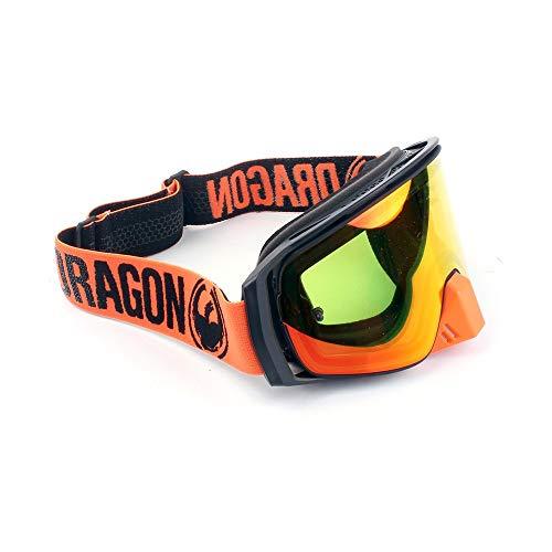 Dragon MotoX Brille NFX2 MX Break Orange