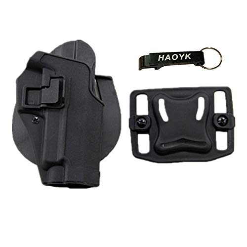 JOYASUS Taktische Pistole Holster, Airsoft Pistole Concealment Ziehen Rechtshänder Paddle Gürtel Holster Tasche SIG SAUER P226 P228 P229