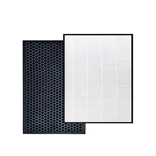 LAMASA FY1410/FY1413 - Juego de filtros de repuesto HEPA compatibles con Philips purificador de aire serie 1000 1000i,...