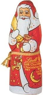 Lindt Milk Chocolate Santa (4.4 Oz)