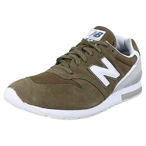 New Balance Herren MRL996-JZ-D Sneaker, Grün (Oliv Oliv), 47.5 EU